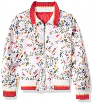 Urban Republic Girls Poly Sateen Jacket