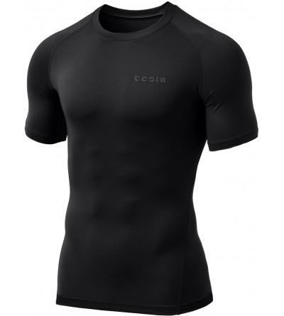 TSLA Sleeve T Shirt Compression Baselayer