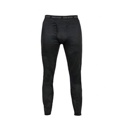 Omni Wool Layer Bottoms Men Black