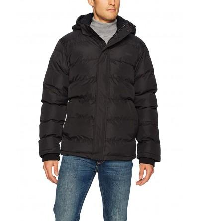 Hawke Co Hooded Polyfill Jacket