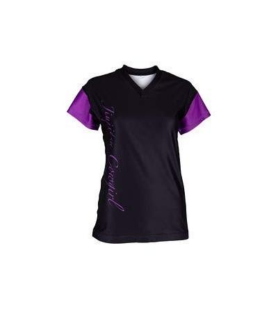 Jiujitsu cowgirl Womens Sublimated Sleeve