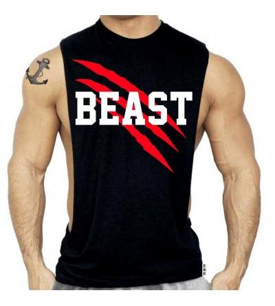 SR Muscle Workout Bodybuilding Sleeveless