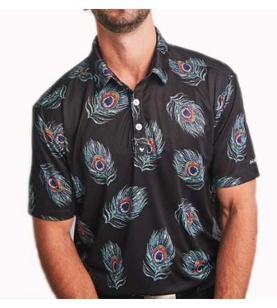 Bad Birdie Peacock Medium Shirt