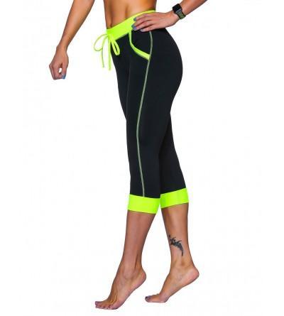 Unitop Womens Contrast Workout Leggings