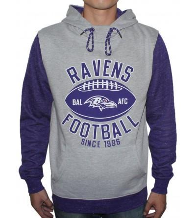 Mens BAL RAVENS Athletic Sweatshirt