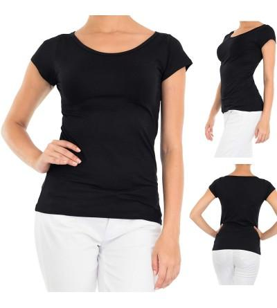 DEAR SPARKLE Womens Stretch T Shirts