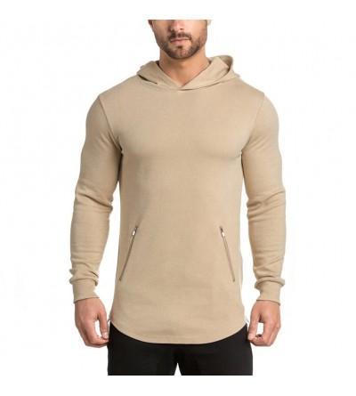 MECH ENG Workout Hoodie Pullover Sweatshirt
