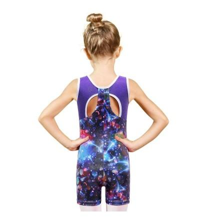 BAOHULU Toddler Leotards Gymnastics Biketards