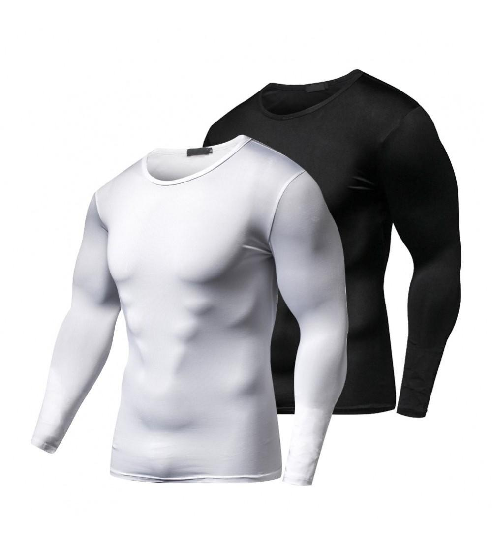 FITIBEST Compression Baselayer Sleeves T Shirt
