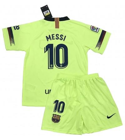 TrendsNow Barcelona Jersey Shorts Youths