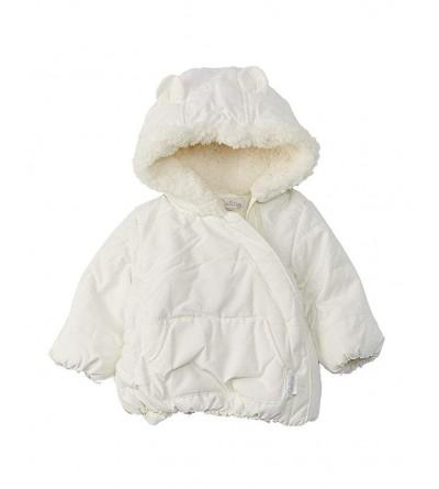 Quiltex Girls Sherpa Hooded Jacket
