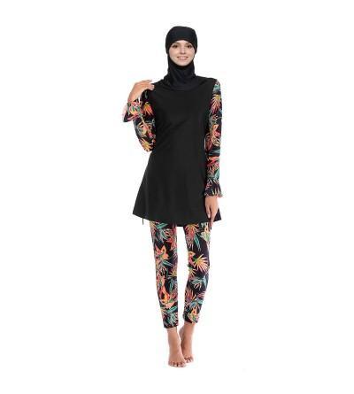 Seafanny Womens Burkini Swimwear Swimsuits