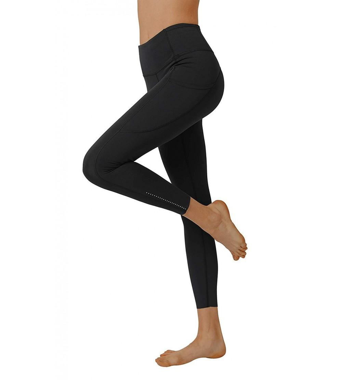 Cityoung Stretch Workout Running Legging