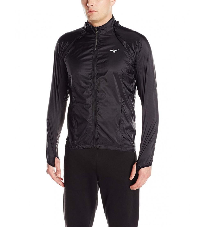 Mizuno Running Mens Eclipse Jacket