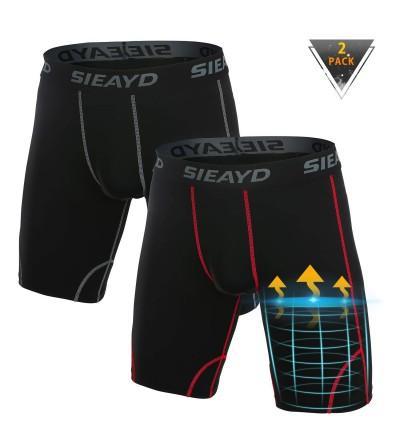Sieayd Compression Training Athletic Leggings