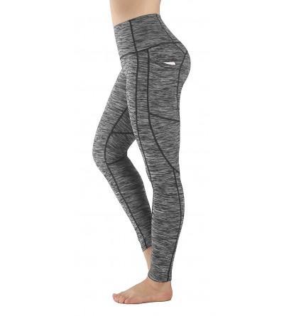 Zinmore Workout Leggings Pockets Exercise