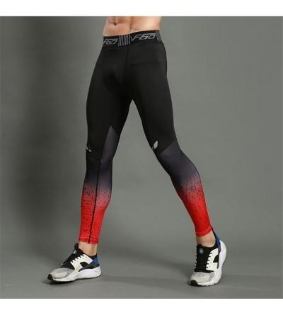 NATURET Compression Pants Running Tights Mens Leggings Baselayer Womens Cool Dry Sports Rreflect Light Tights