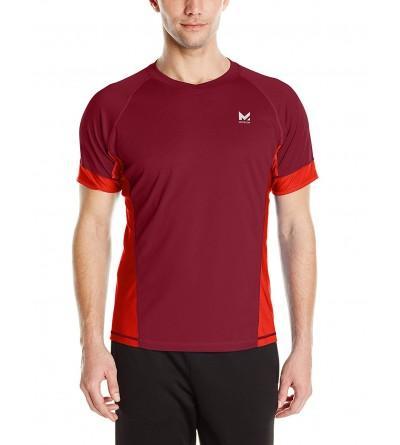 Mission VaporActive Running T Shirt Tibetan
