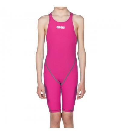 arena Powerskin Racing Swimsuit Fuchsia