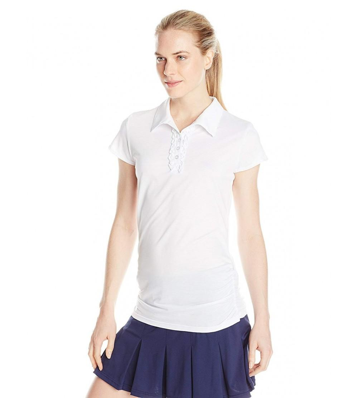 Soybu Womens Renee Polo Shirt