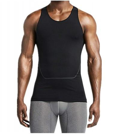 LANBAOSI Breathable Sport Sleeveless Compression
