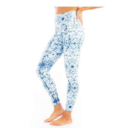 Yoga Leggings Control Stretch Length