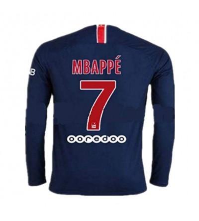 Germain MBAPPE Season Soccer Jersey Sleeve