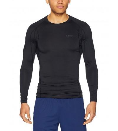 TSLA Sleeve T Shirt Baselayer Compression