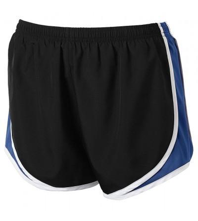 Ladies Moisture Wicking Track Running Shorts