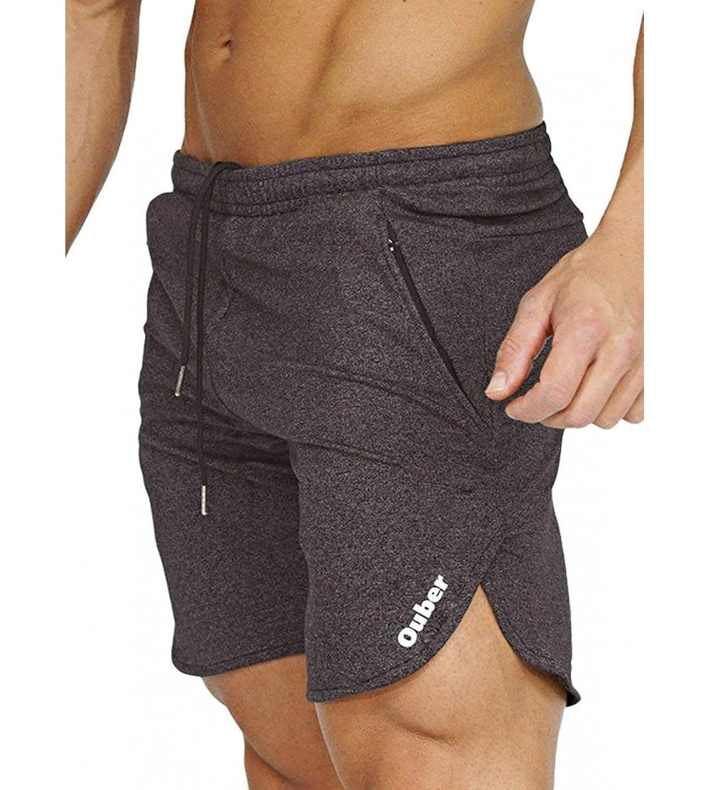Ouber Bodybuilding Lifting Workout Shorts