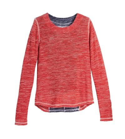 Beachcombers Girls Polyester Stripe Sleeve