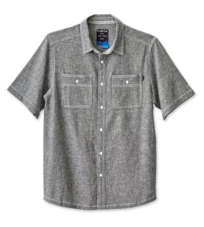 KAVU Jacksonville Button Shirts X Large