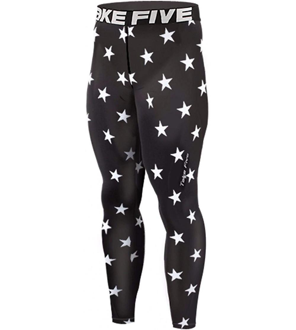 JustOneStyle Tights Compression Leggings Running