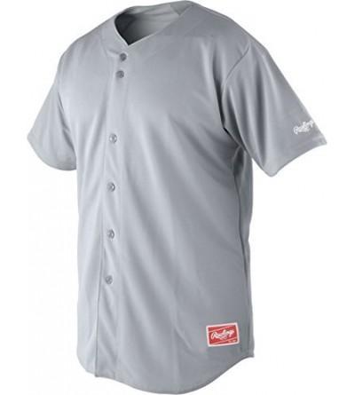 Rawlings Premium Button RJ140 Jersey