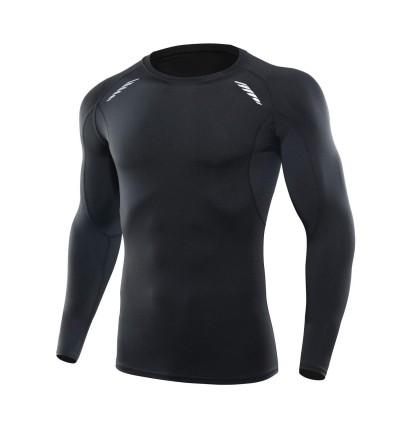 CAWANFLY Compression Baselayer Athletic T Shirts