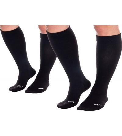 LISH Plain Extra Compression Socks
