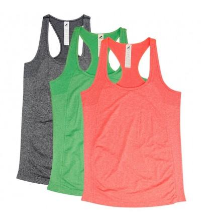 Semath Colorful Exercise Clothes Camisole