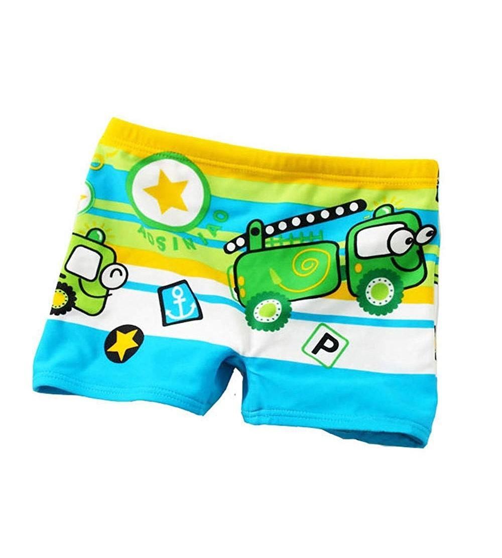 OMDD Shorts Cartoon Toddler Swimming