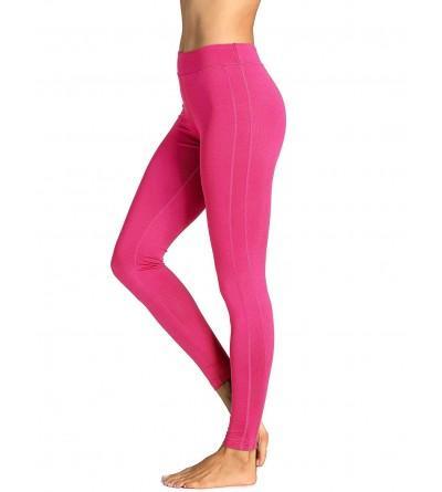 SYROKAN Running Workout Leggings Comfort