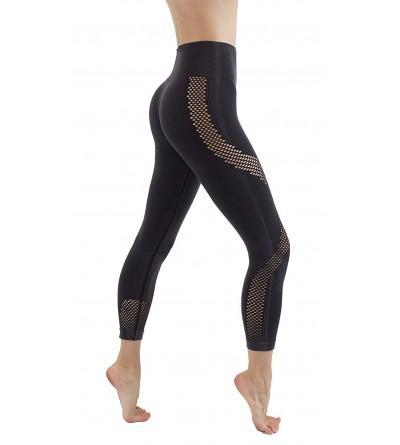 CodeFit Dry Fit Compression Workout Leggings