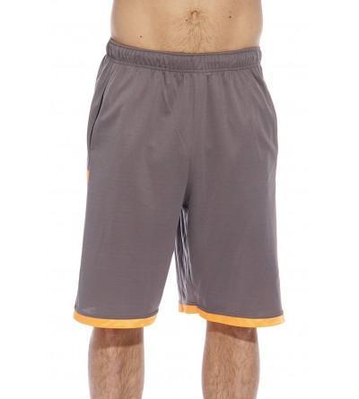 At Buzzer Athletic Basketball Shorts