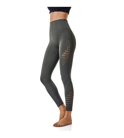 FITTOO Waisted Seamless Workout Leggings