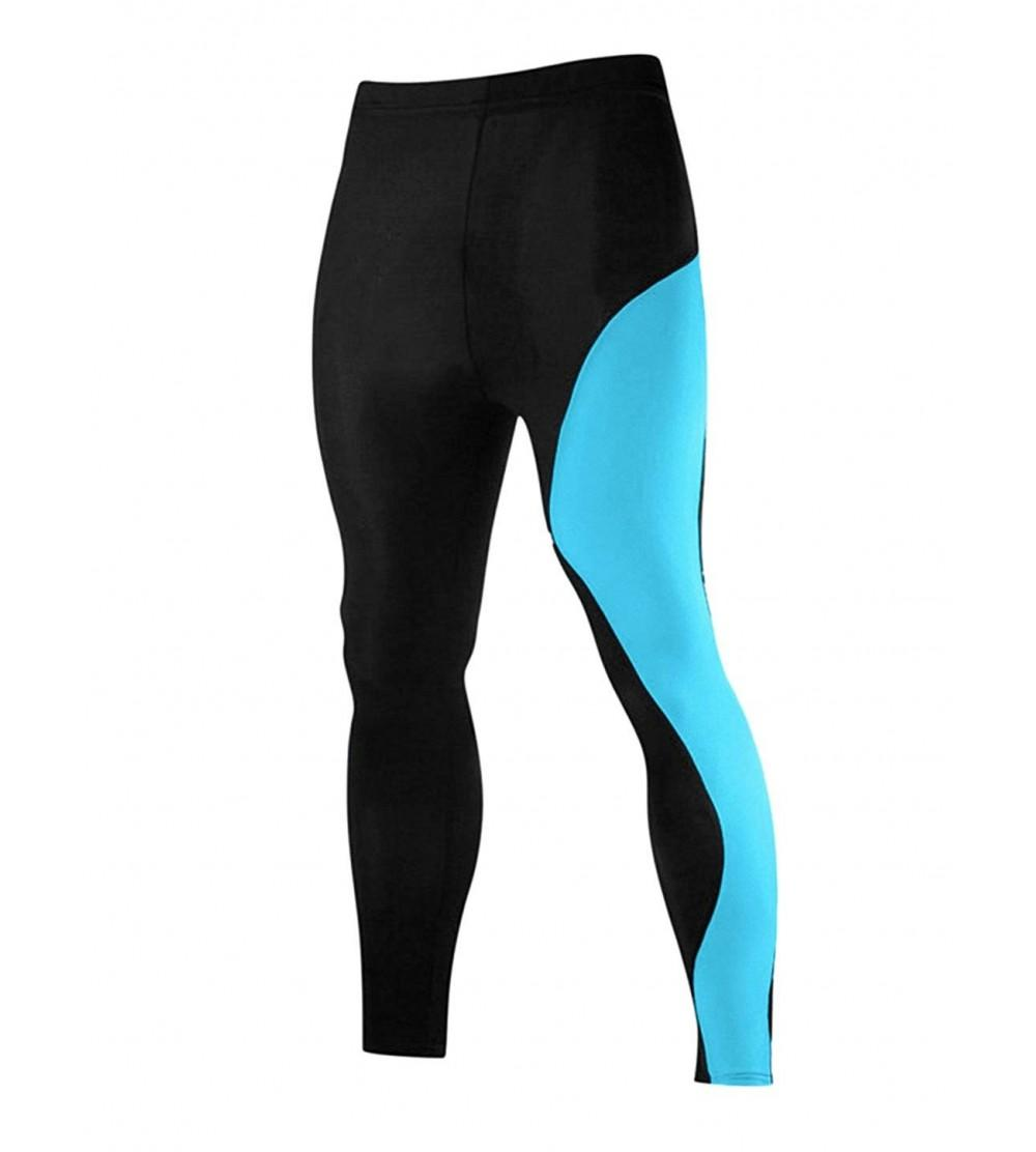 uxcell Men Lightweight Running Athletic Sport Training Tights Pant