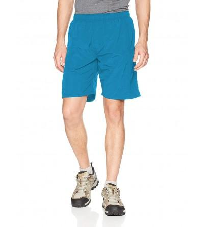 White Sierra Beach Shorts Inseam