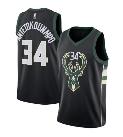 Majestic Athletic Milwaukee Giannis Antetokounmpo