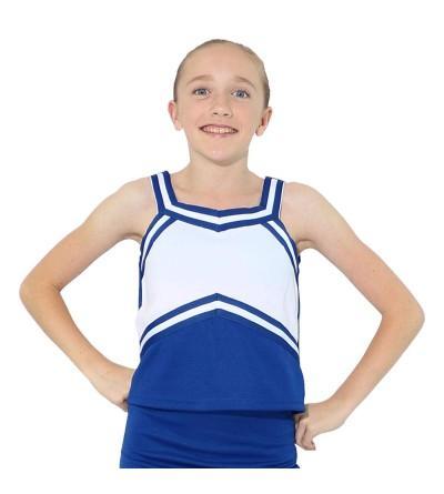Danzcue Girls Sweetheart Cheerleaders Uniform