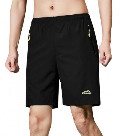 Kaisike Running Shorts Zipper Pockets