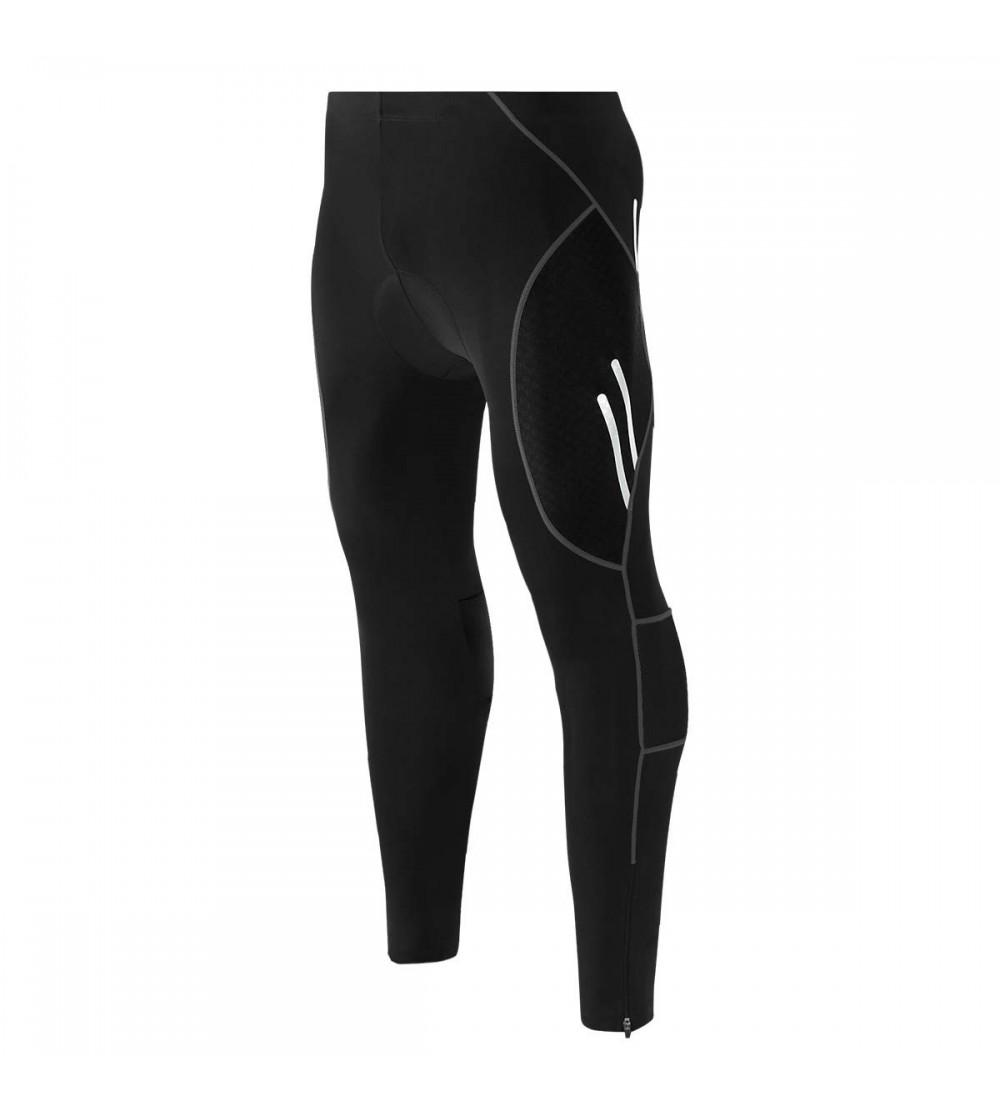 Cycling Tights Breathable Pants Compression Quick Dry Leggings