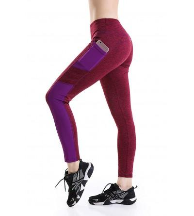 EAST HONG Workout Running Leggings
