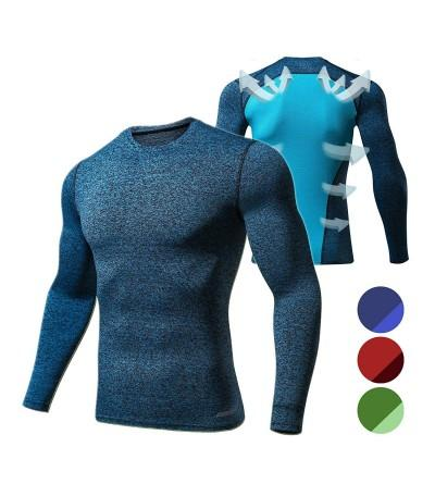 Compression Performance Baselayer Dry Fitting Breathable